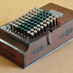 Comptometer 1887